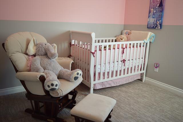 Exemple de chambre pour bébé