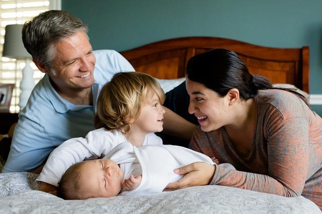 Gérer l'arrivée du second enfant