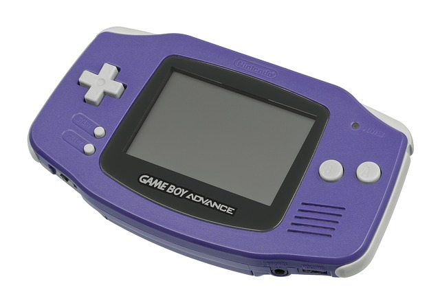 Console de jeu Nintendo Game Boy Advance