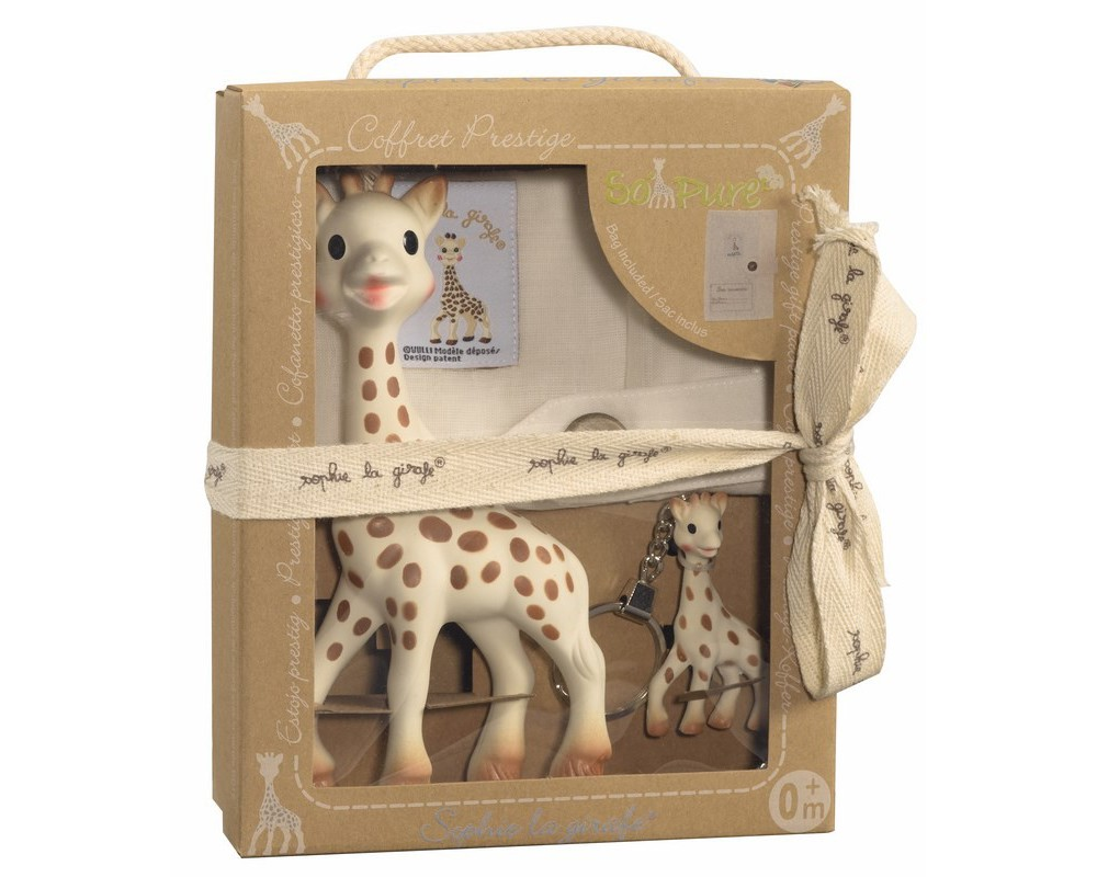 Coffret Prestige Sophie La Girafe
