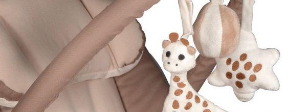 Balancelle Sophie la Girafe