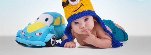 Penser toujours aux jouets pour votre enfant