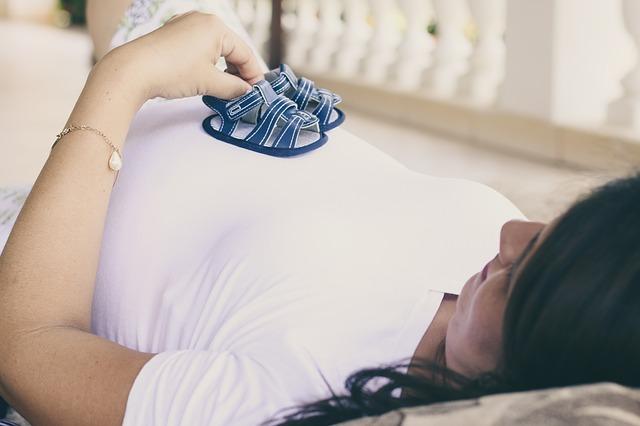 Derniers mois de la grossesse
