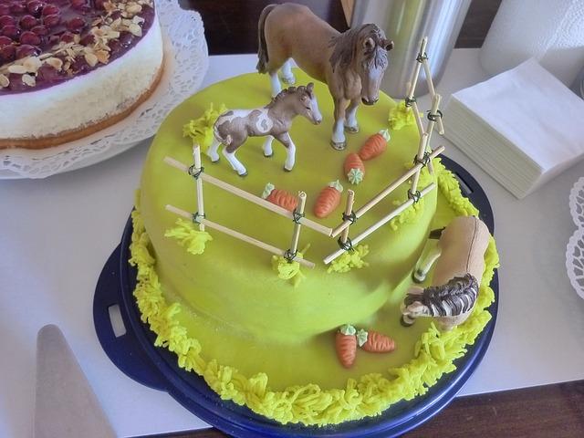 Cake Design, à la ferme !