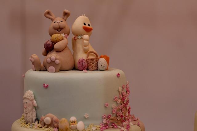 Mon gâteau de Pâques