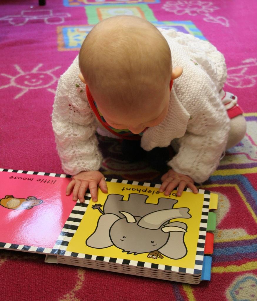 Jeu éducatif pour bébé de 2 ans